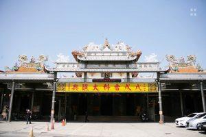 西港慶安宮 | 國家認證文化資產!西港刈香、送王!