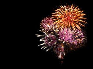 鹿耳門煙火  | 2020花火迎春,每年不可錯過的盛事!