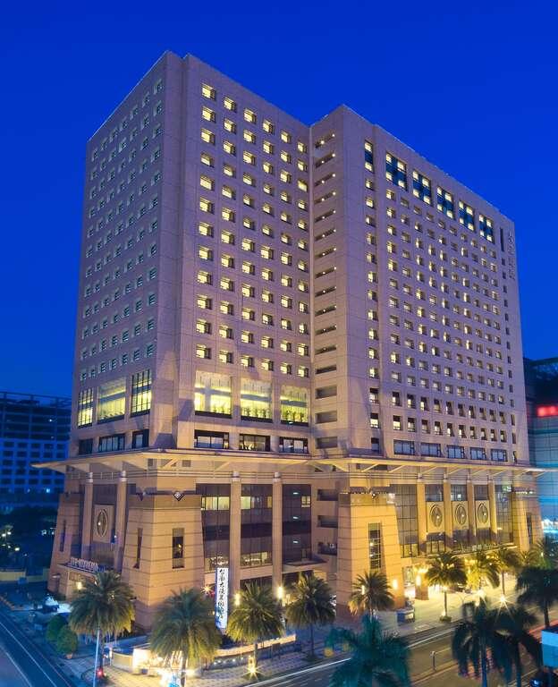 台南飯店 - 大億麗緻酒店
