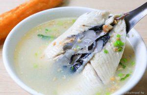 台南人的在地享受,一碗 台南虱目魚鹹粥,記憶中老味道 阿星鹹粥