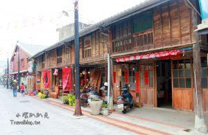 台南後壁無米樂社區,走!和我們一起優遊漫步在菁寮老街