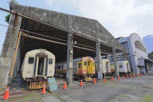選錄台南安平德陽艦園區,一次為你介紹全台7個鐵道體驗館!